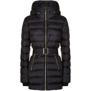 Burberry | Limefield Hooded Puffer Coat